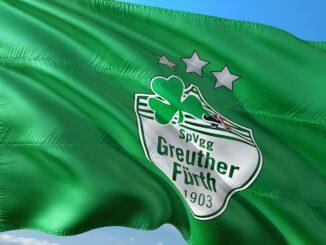 Greuther Fürth Flagge