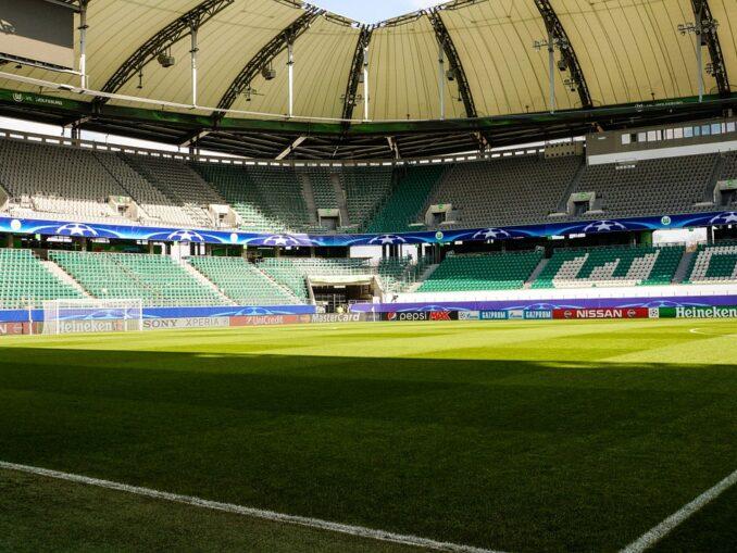 Stadion Volkswagen Arena