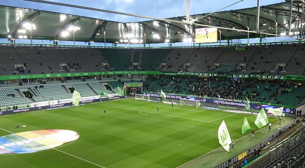VfL Wolfsburg Stadion